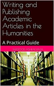 How to Write and Publish in humanities